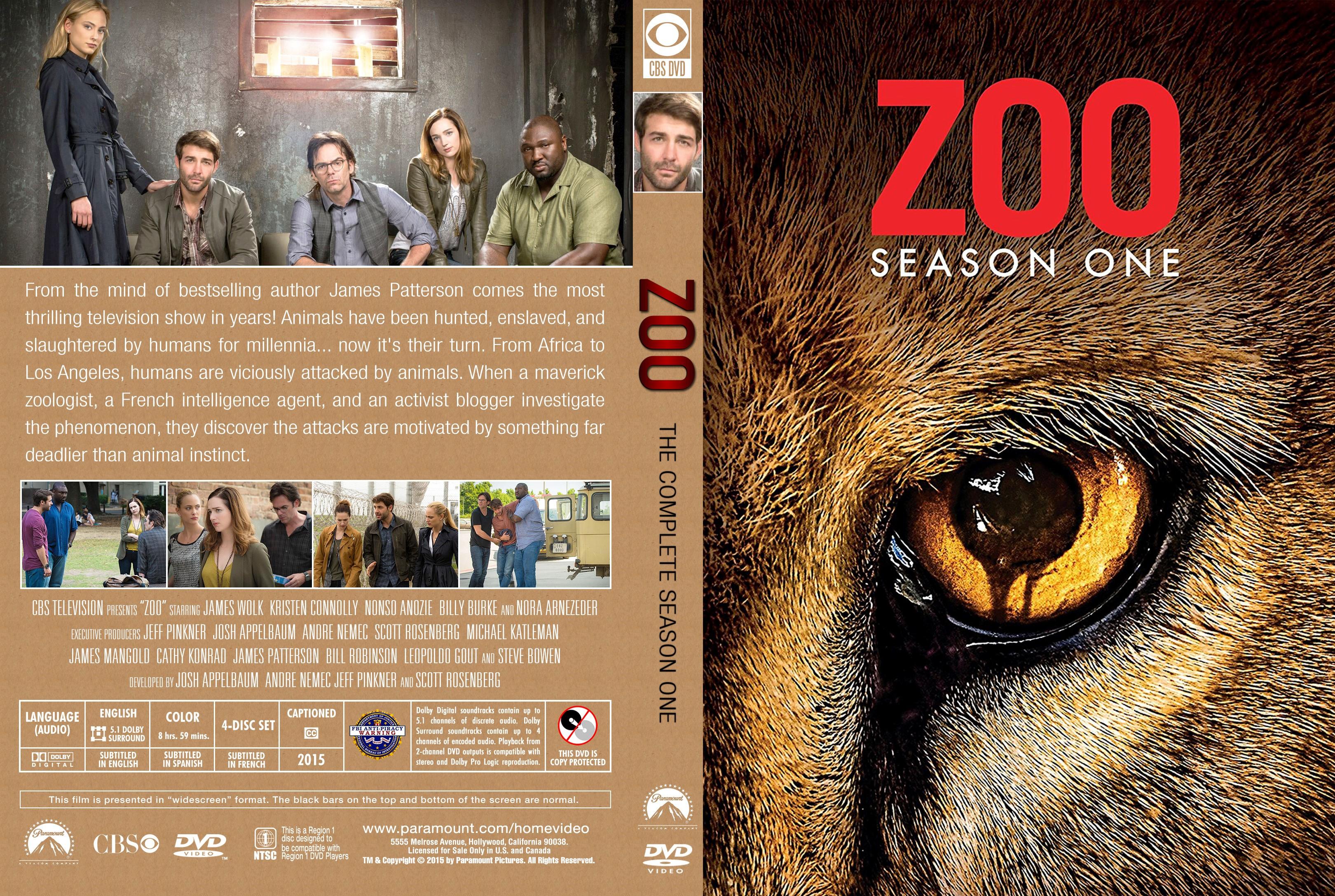 zoo serie staffel 1