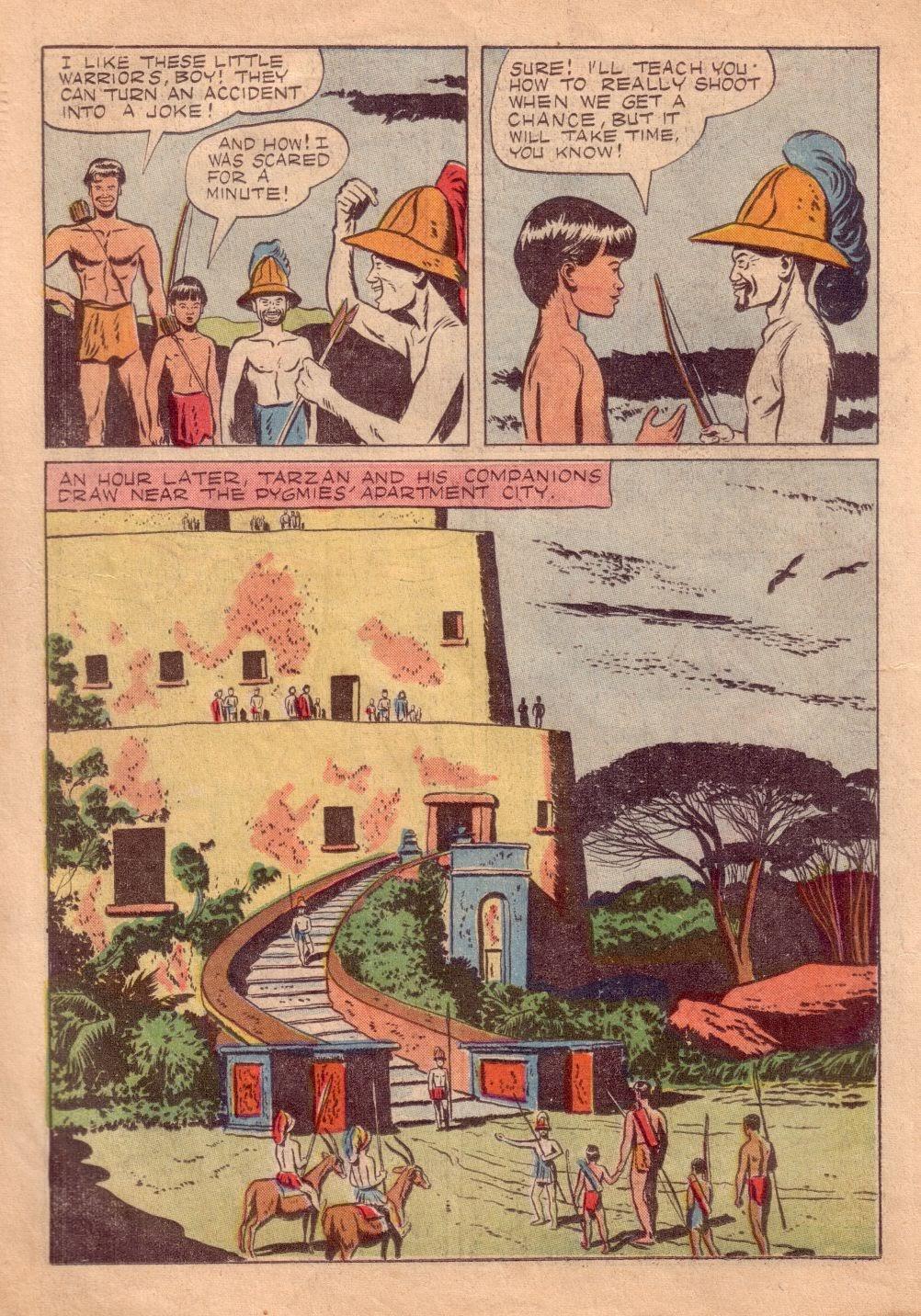 Tarzan (1948) issue 8 - Page 18