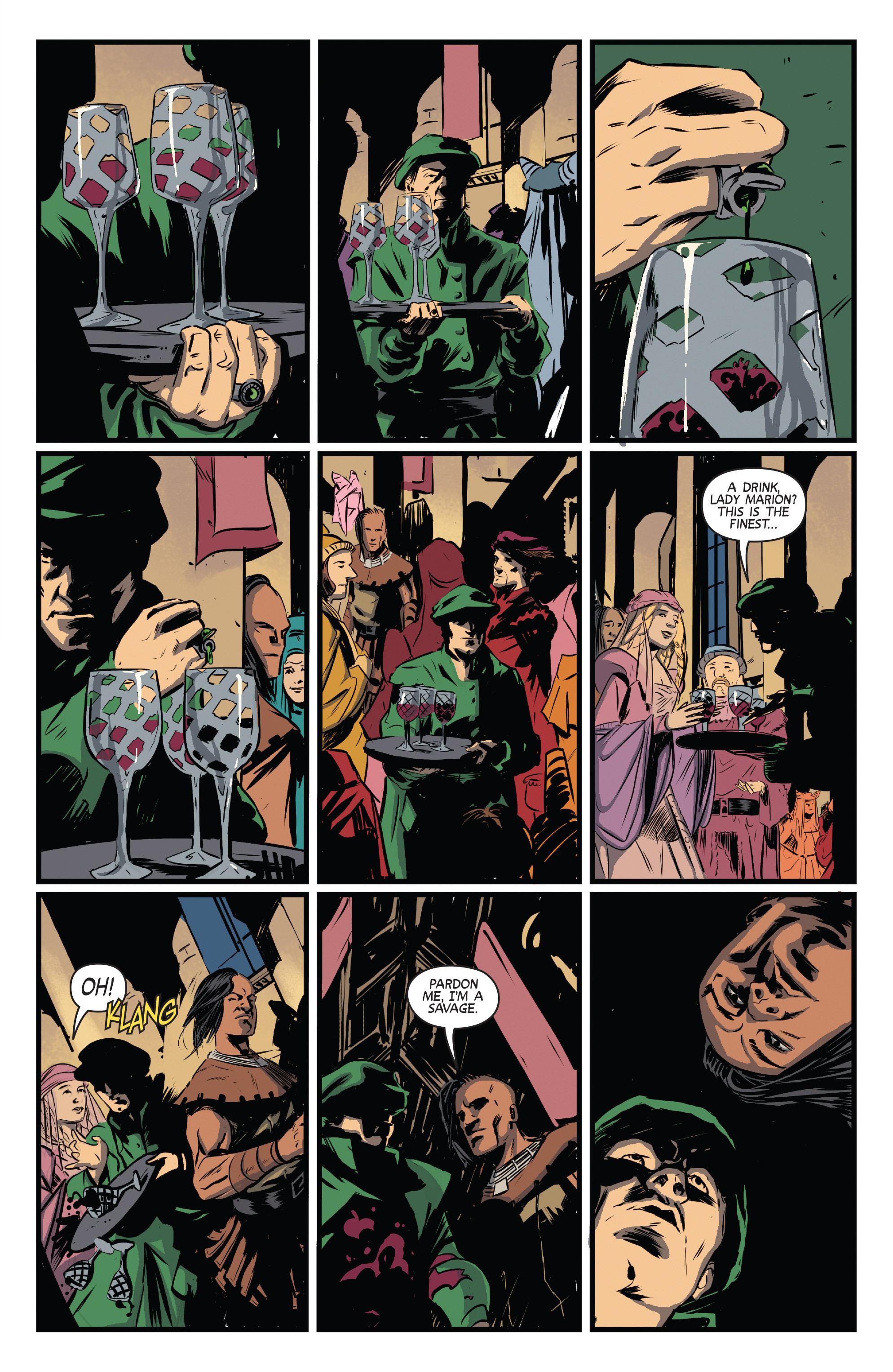 Read online Turok: Dinosaur Hunter (2014) comic -  Issue # _TPB 3 - 41