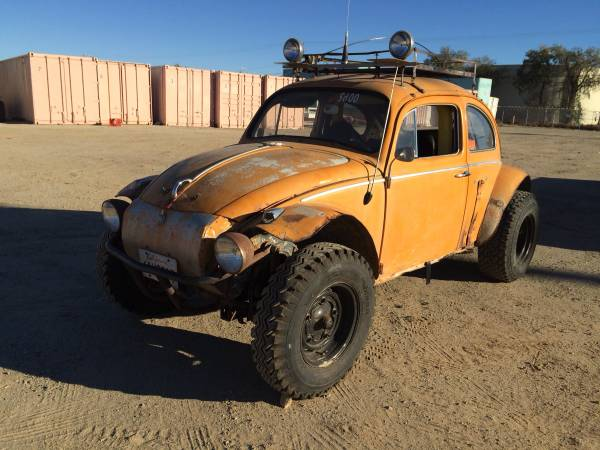1963 Baja Bug Classic Street Legal