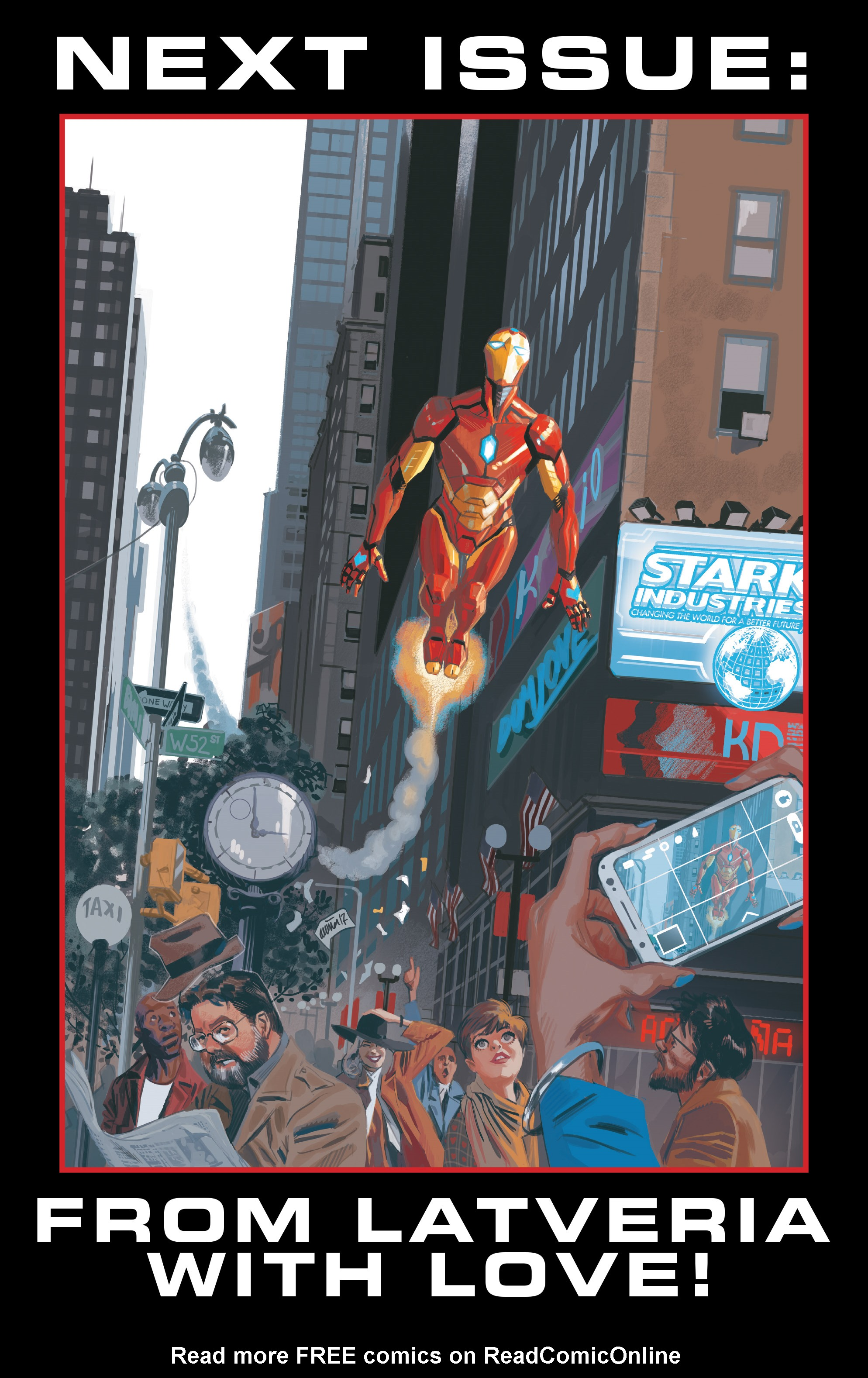Read online Invincible Iron Man (2016) comic -  Issue #8 - 20