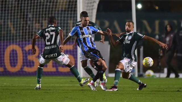 Horário de Grêmio e Palmeiras pela série A  - 06/06/2018