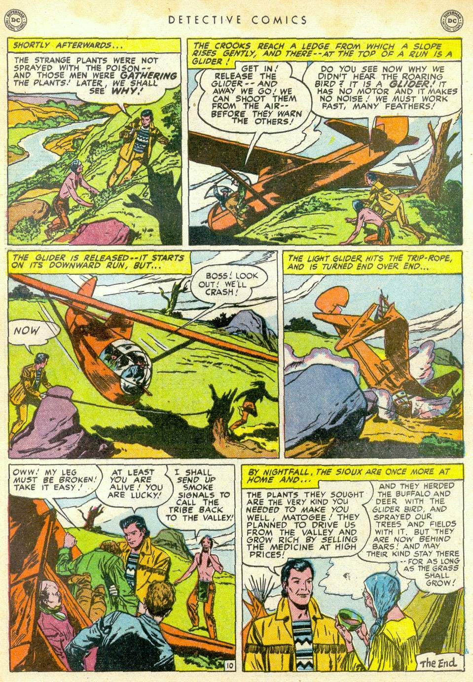 Read online Detective Comics (1937) comic -  Issue #163 - 48