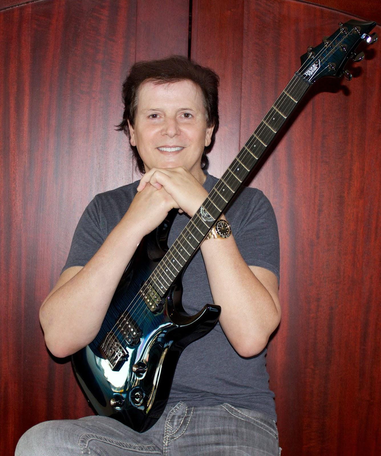 Zona Rock Dan Metal : TREVOR RABIN