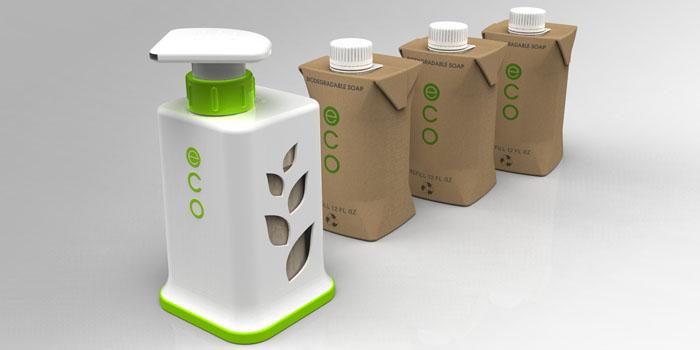 Final Major Project Eco Soap Design Study