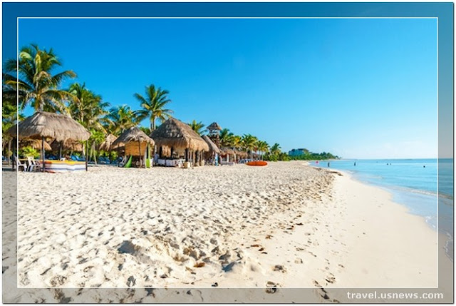 Playa del Carmen  - Top 7 Best Places to Travel in Mexico at Least Once in Your Life Time