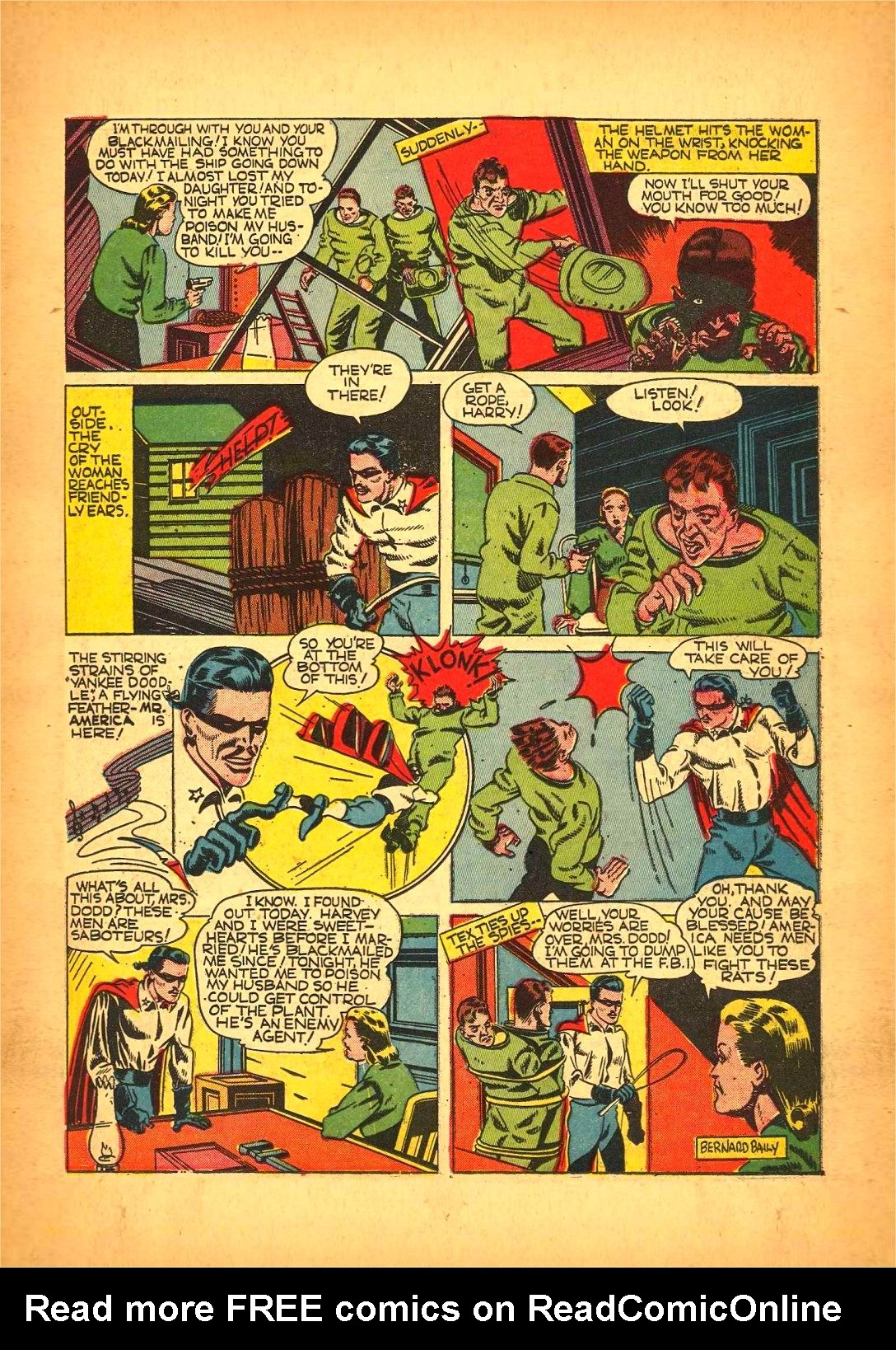 Read online Action Comics (1938) comic -  Issue #50 - 51