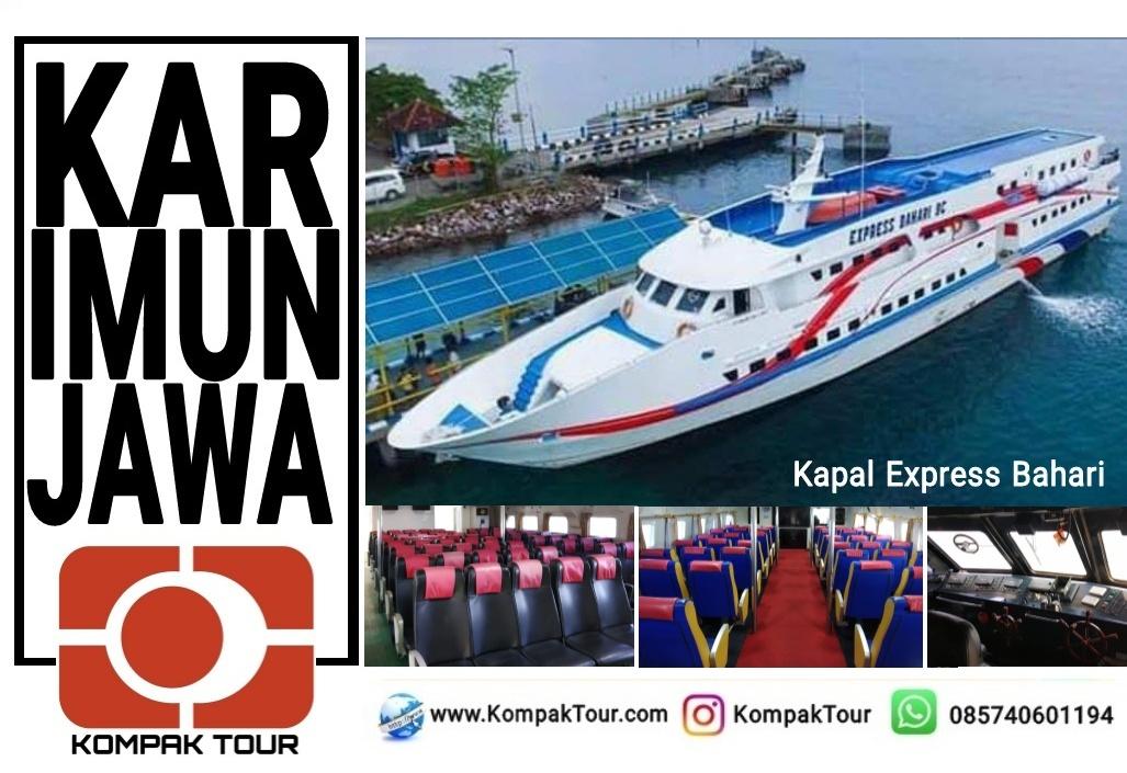 Paket Wisata Karimunjawa Murah 3h2m Open Trip Travel Paket Wisata