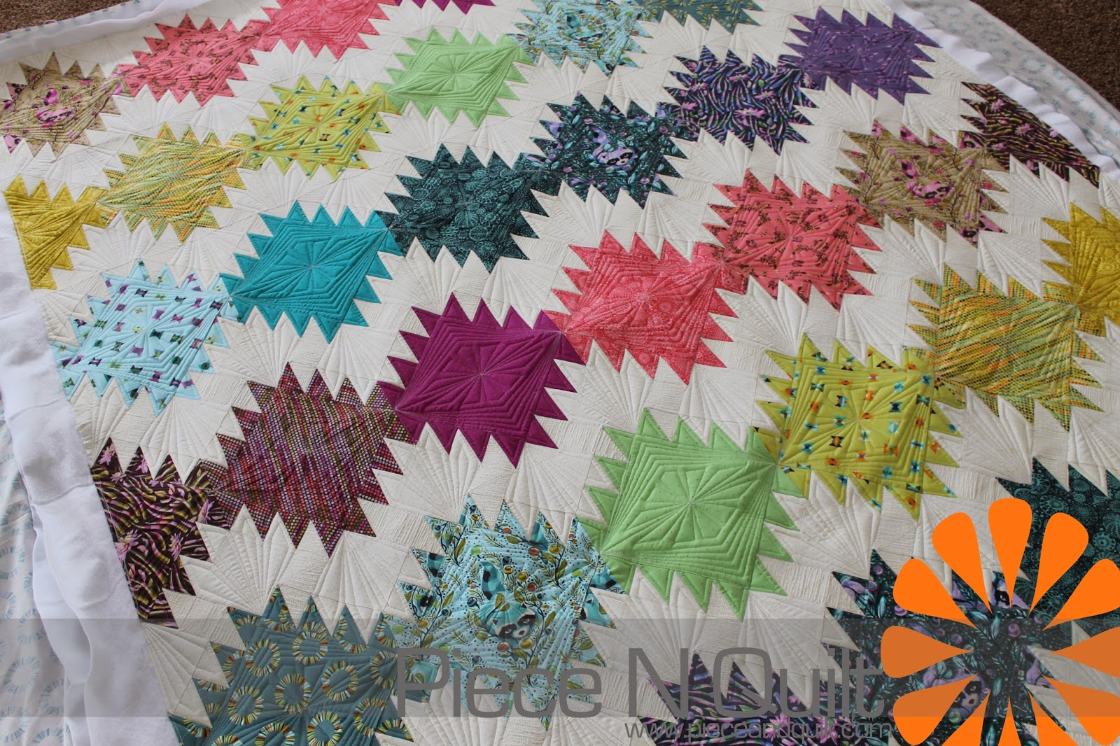 Piece N Quilt Peaks And Valley S Quilt