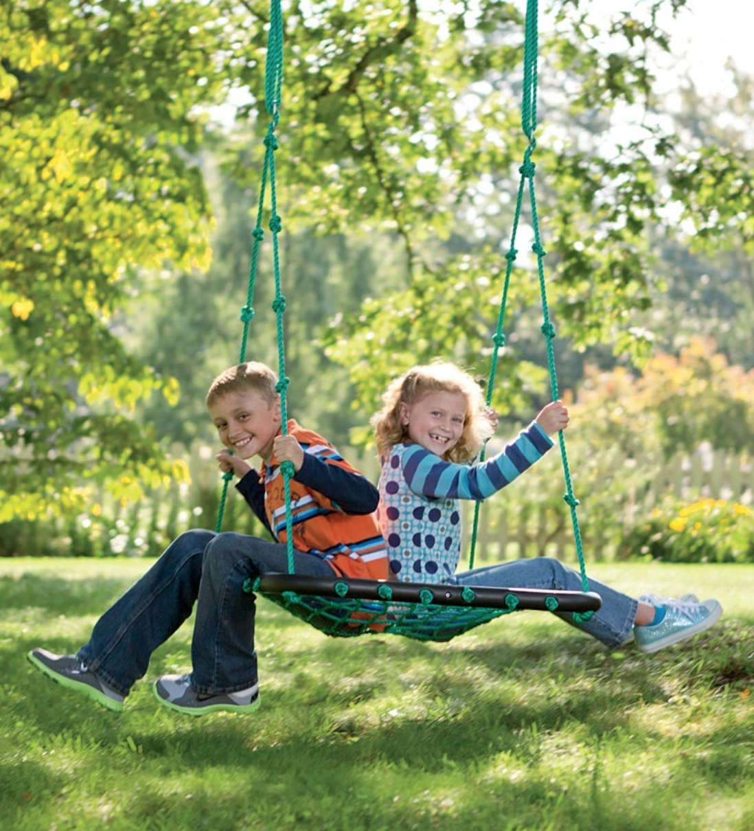 Swing Chair For 5 Year Old High Basket Piedmont Tree Climbing Ptc Installation