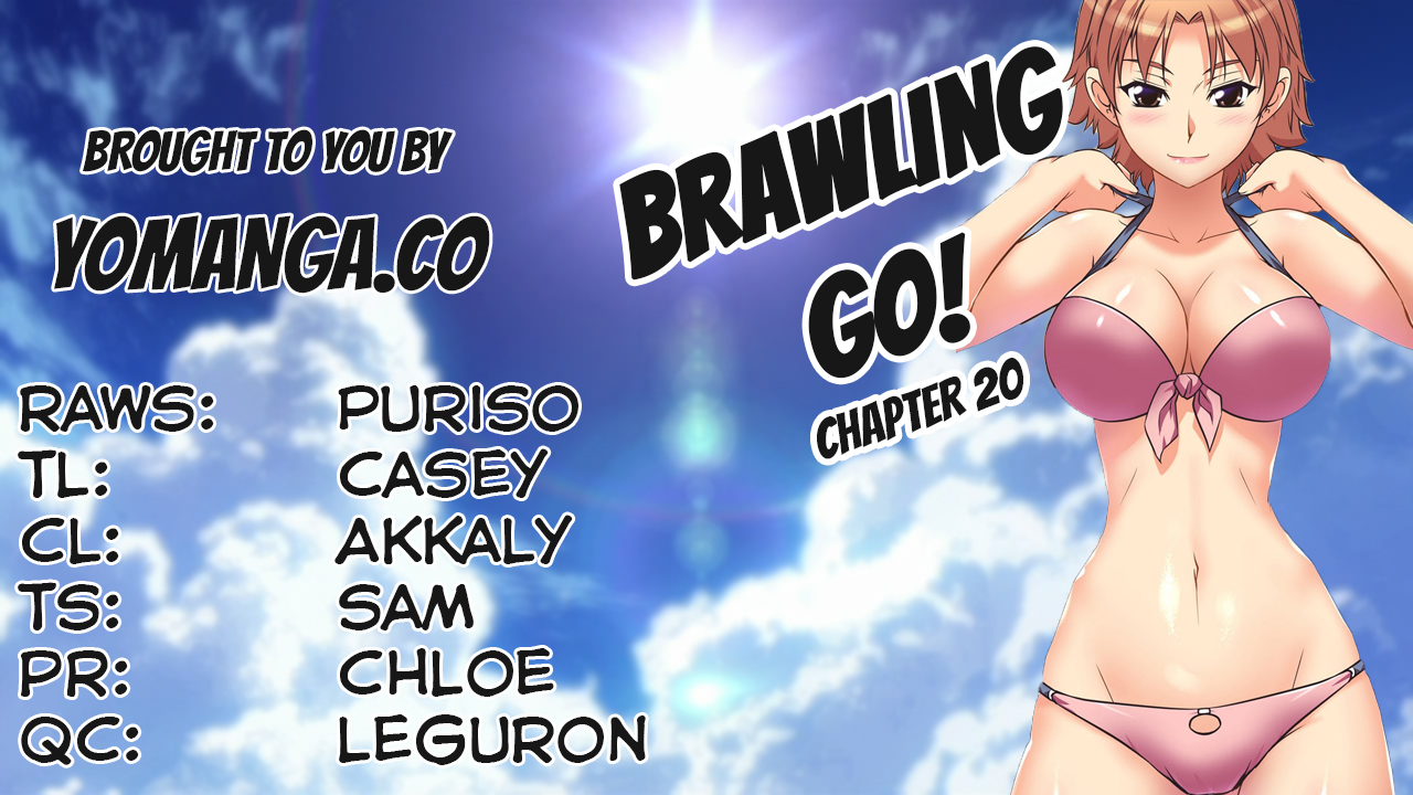 Brawling Go - Chapter 21
