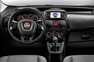 Fiat Fiorino Cargo (2016) Dashboard