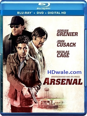 Arsenal Full Movie Download English (2017) 720p BluRay 850mb