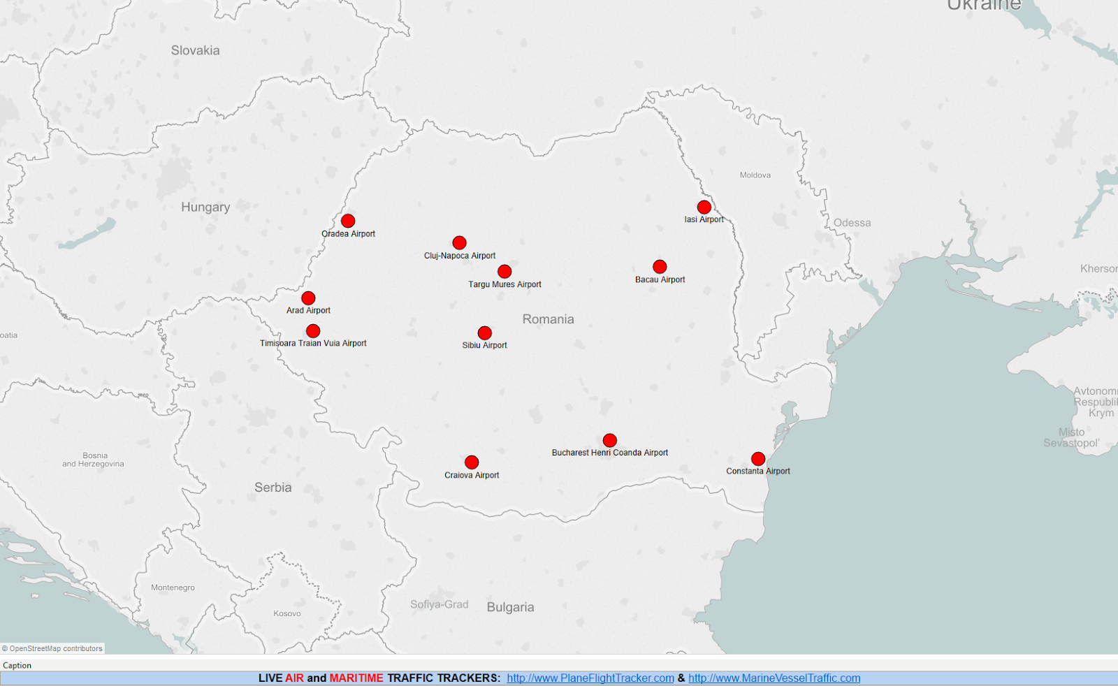 Bacau Romania Airport Codes Usa Prefecture Building Targoviste