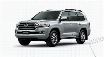 Đánh giá xe Toyota Land Cruiser 2019