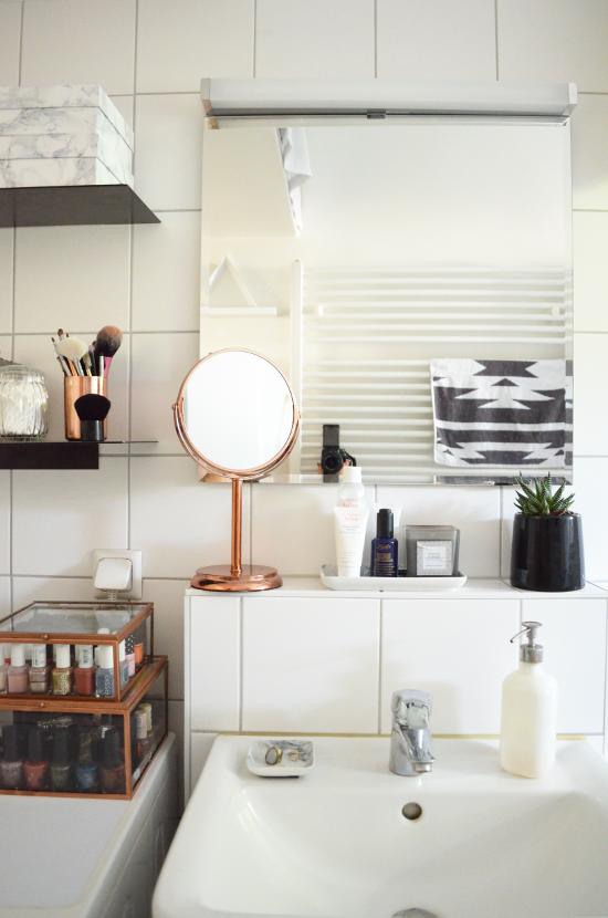 make it boho small living l stauraum im badezimmer. Black Bedroom Furniture Sets. Home Design Ideas