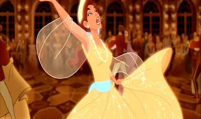 Mater Cars Wallpaper 4 Beautifull Disney Princess Anastasia Yellow Dress Wallpaper