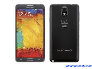 Cara Flashing Samsung Galaxy Note 3 (Verizon) SM-N900V