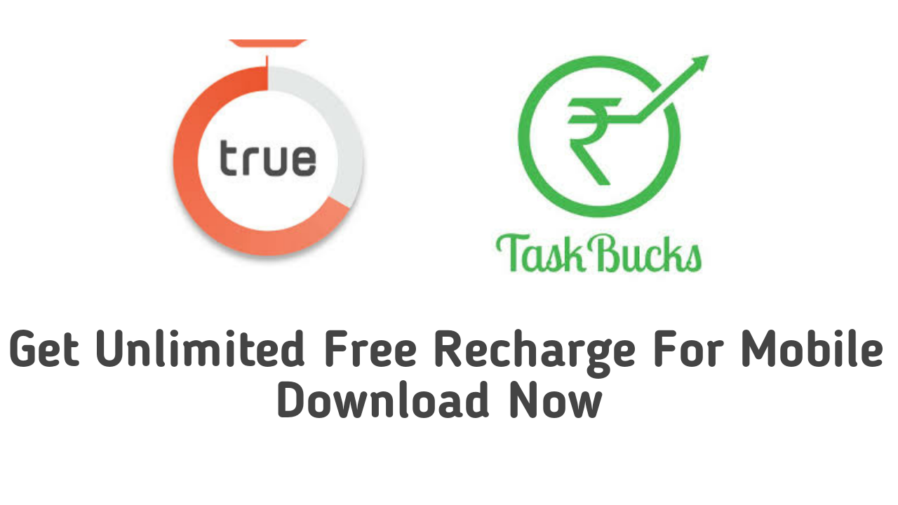 Top free recharge tricks : Get Free mobile recharge and daily earn