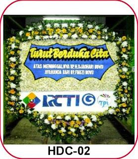 Tukang Bunga 24 Jam Di Jakarta