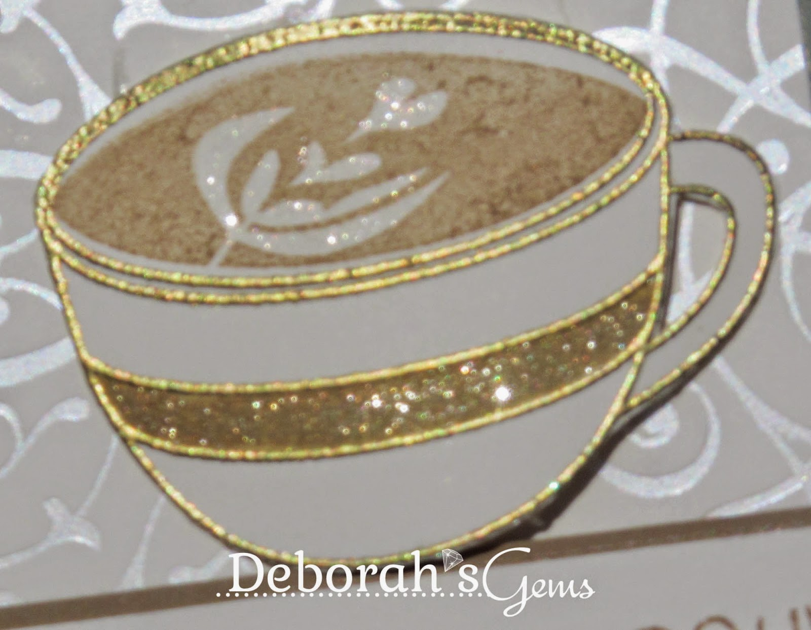 Special Delivery Detail - photo by Deborah Frings - Deborah's Gems