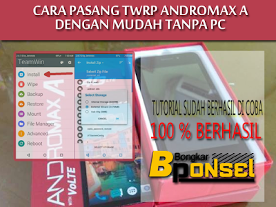 twrp andromax a