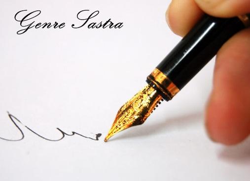 Jenis-Jenis Sastra ( Genre ); Pengertian Prosa, Puisi, dan Drama