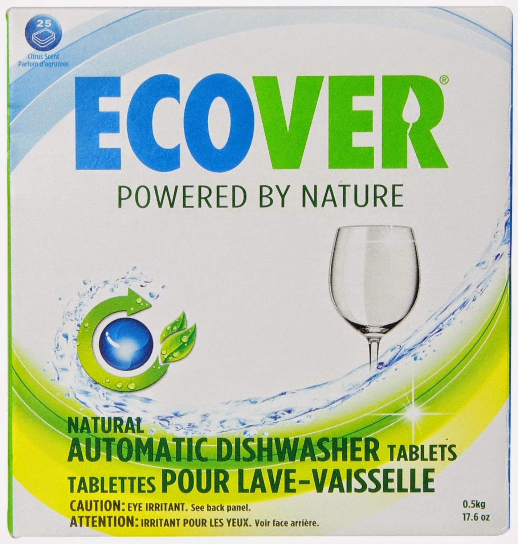Ecover Automatic Dishwashing Tablets