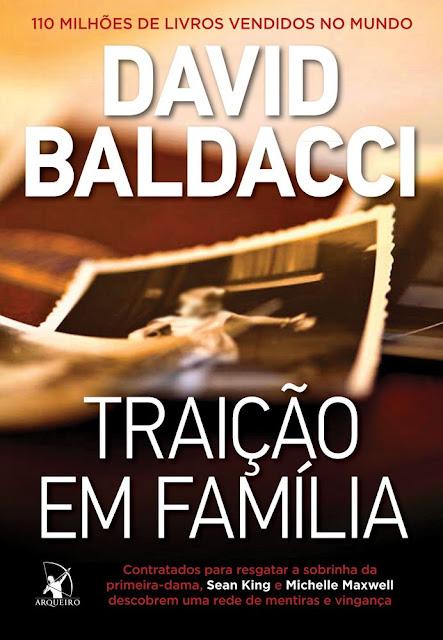 Traição em Família David Baldacci
