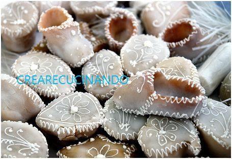 Ricette is candelaus dolce tipico sardo for Ricette dolci sardi