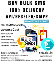 RiGi Technologies: The Best Bulk SMS Gateway Service