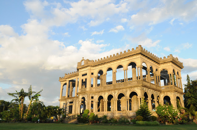 The Ruins in Talisay City