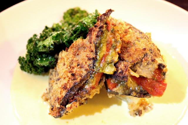 The Gate, vegetarian restaurant, Islington - London foodie - restaurants blogger
