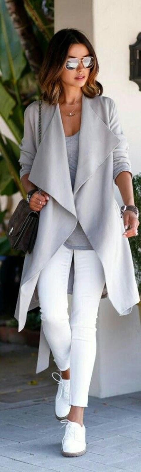 50 Long Sleeve Trench Coat