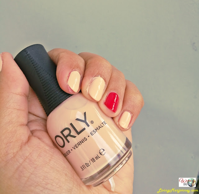 ORLY Color Pass Haute Red