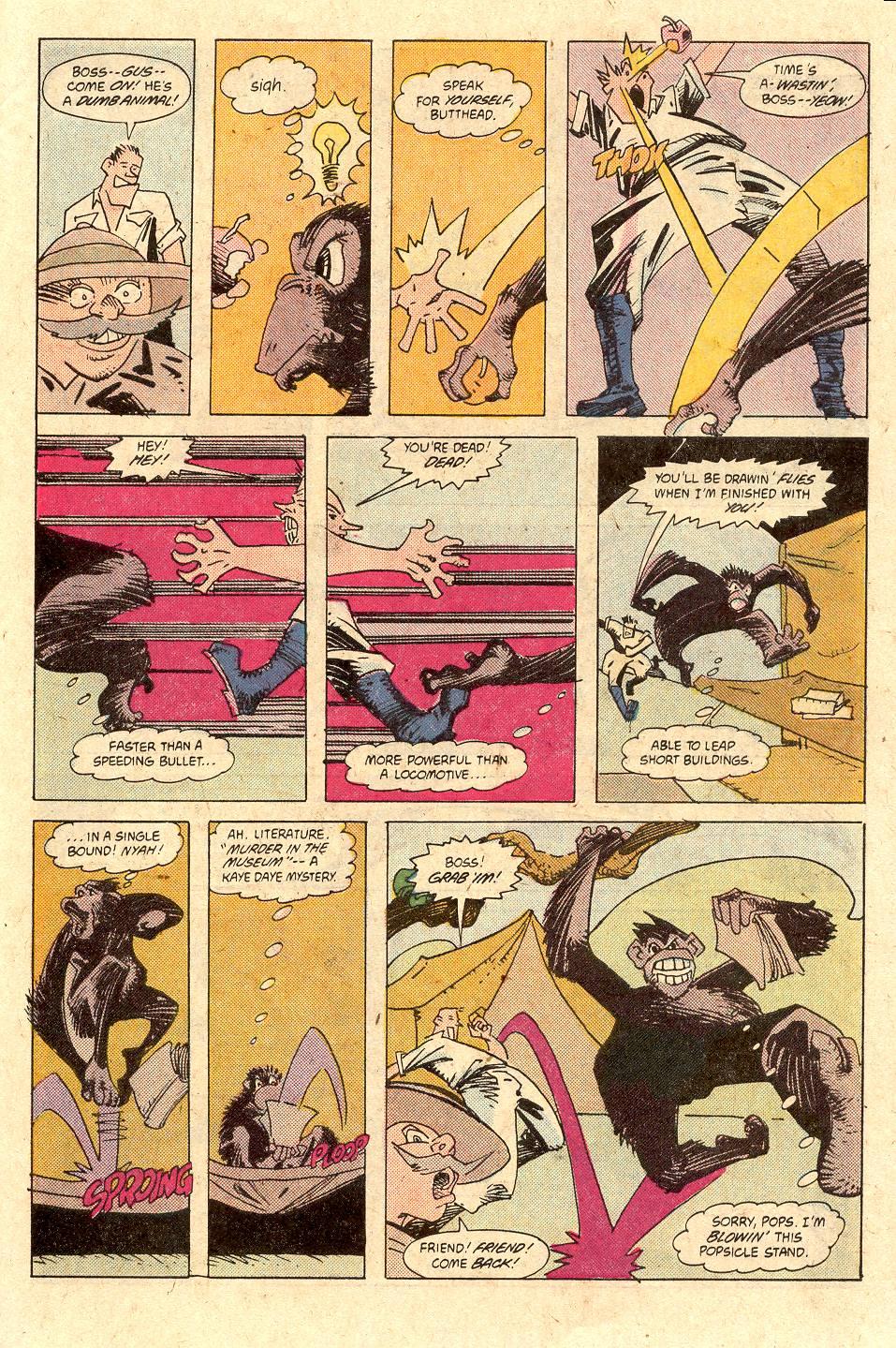 Read online Secret Origins (1986) comic -  Issue #40 - 39