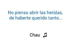 No Te Va a Gustar Chau significado de la canción.