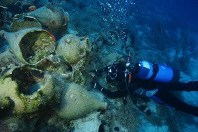 «Βουτιές» σε... Κνωσό, Μυκήνες, αρχαίους πολιτισμούς στα Ελληνικά νησιά για την ανάπτυξη του καταδυτικού τουρισμού