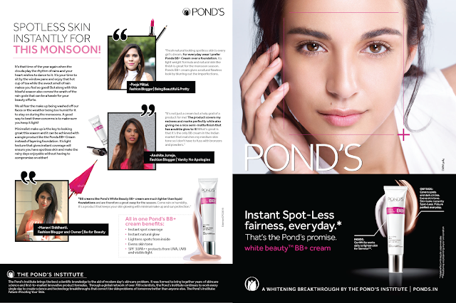 Ponds BB+ Cream Feature, Monsoon Look, how to Fresh natural looking spotless skin, monsoon makeup tips, how to use bb cream, best bb cream, water proof makeup, makeup, delhi blogger, delhi beauty blogger, ,beauty , fashion,beauty and fashion,beauty blog, fashion blog , indian beauty blog,indian fashion blog, beauty and fashion blog, indian beauty and fashion blog, indian bloggers, indian beauty bloggers, indian fashion bloggers,indian bloggers online, top 10 indian bloggers, top indian bloggers,top 10 fashion bloggers, indian bloggers on blogspot,home remedies, how to
