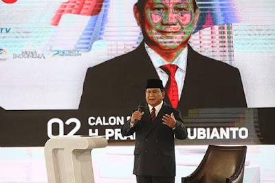 CEK FAKTA: Prabowo Sebut Korupsi di Indonesia dalam Tahap Parah