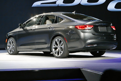 Nex-Gen Chrysler 200 Sedan Hd Pictures
