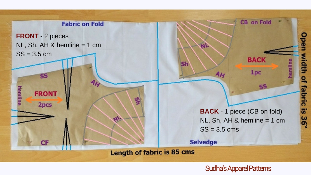 Sun Curve Stitching How To