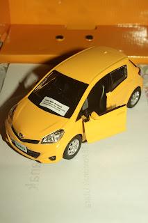 miniatur yaris