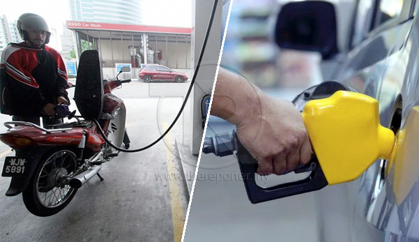 Harga RON95 dan Diesel dikekalkan hingga hujung tahun