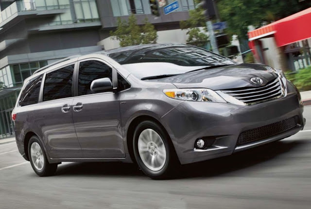 2018 Toyota Sienna Specs, Release Date And Price