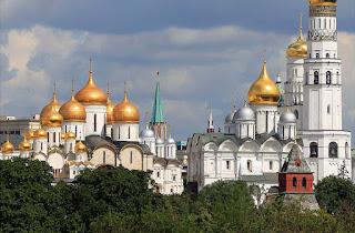 Tujuan Wisata Rusia