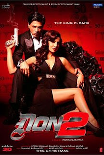 don 2 bloopers goofs picture