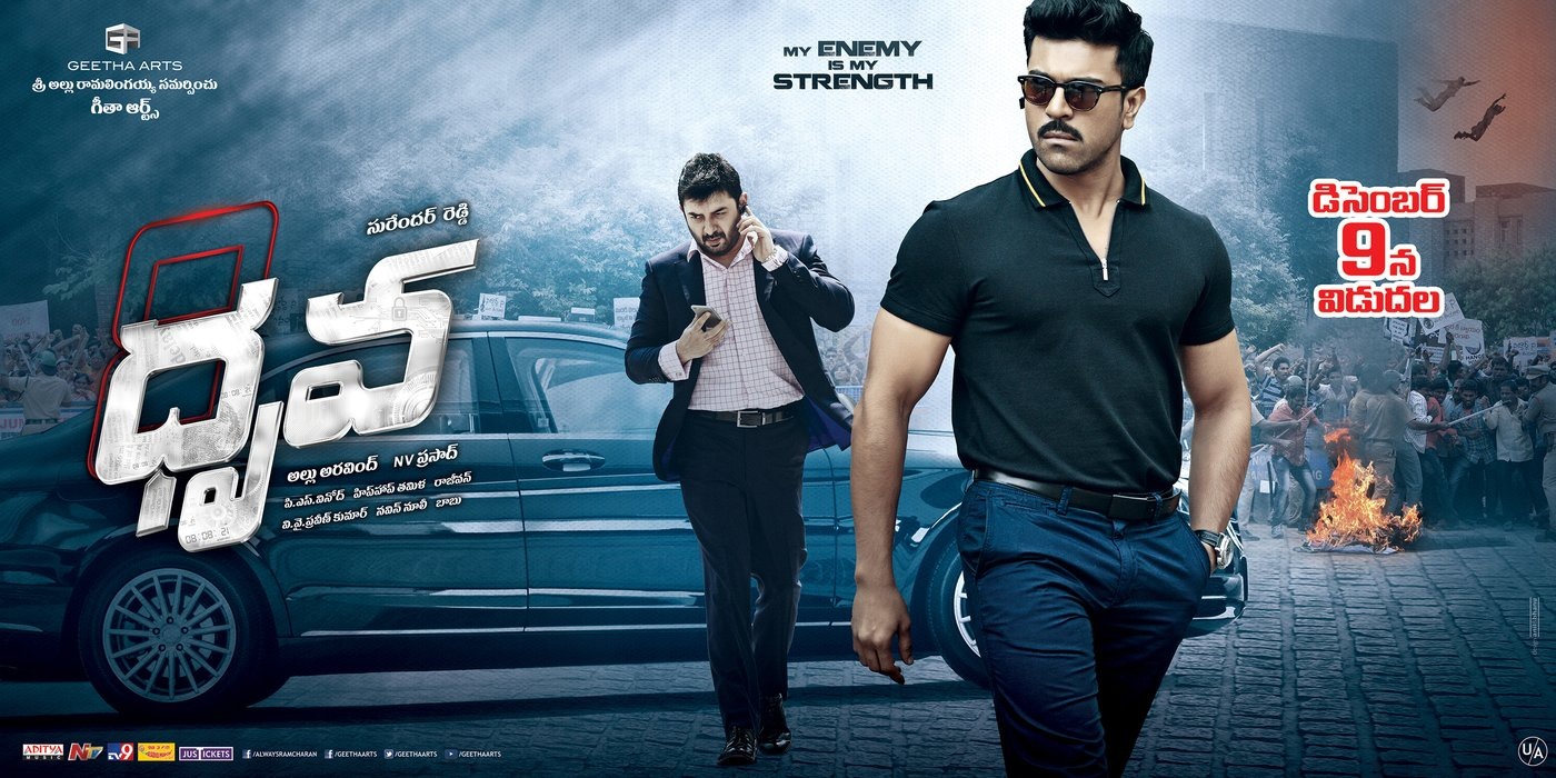 Dhruva movie first look wallpapers-HQ-Photo-2