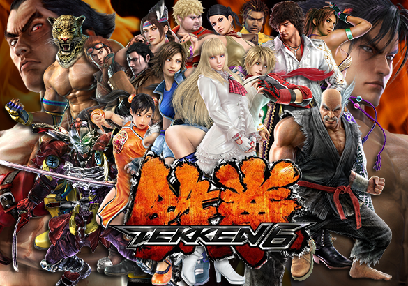 Lock On Tekken 6 Tutorials Which Character Do You Want To See