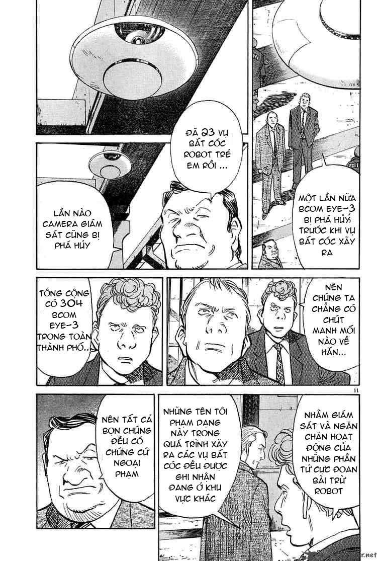 Pluto chapter 35 trang 11